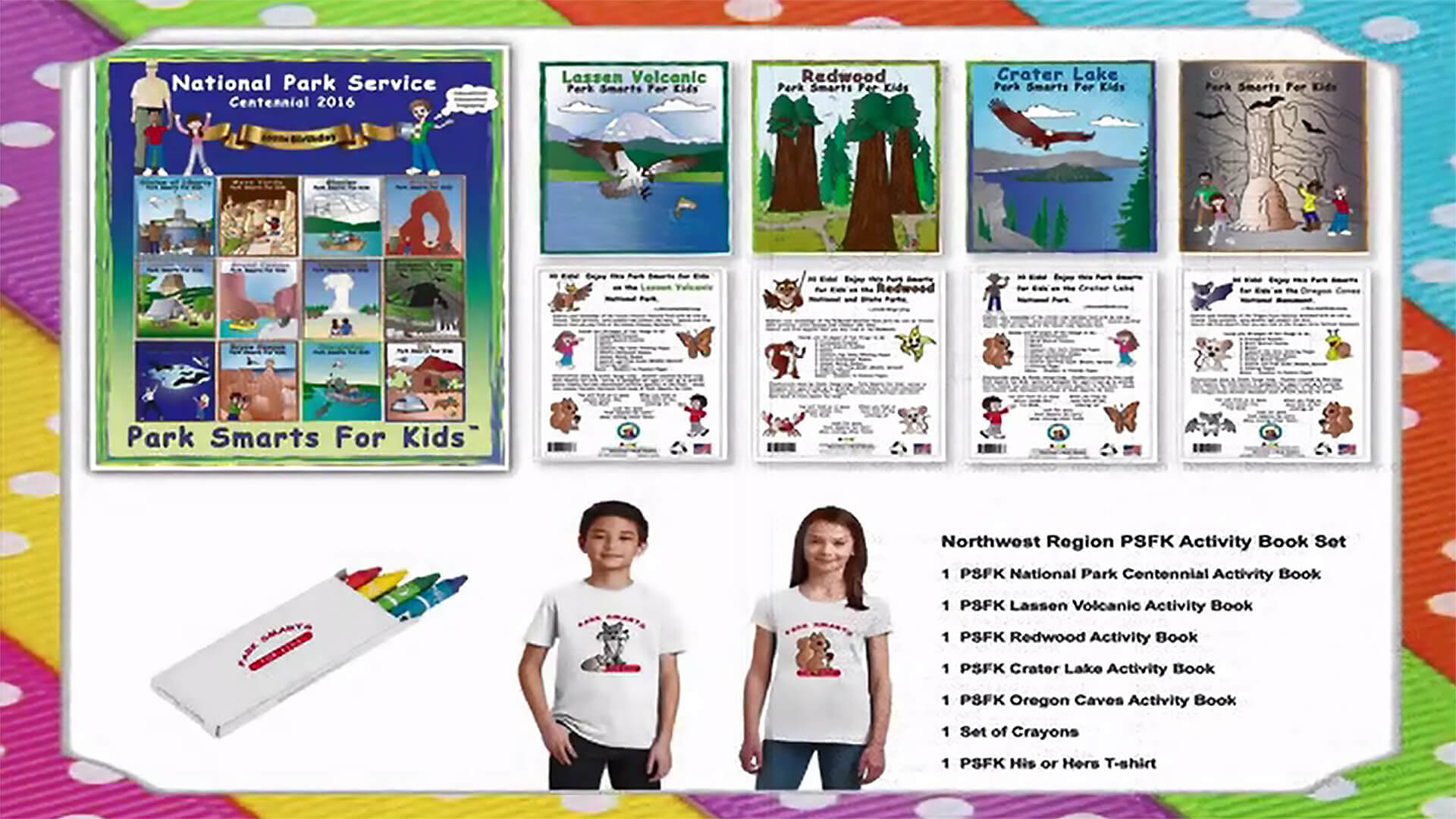 Park Smarts for Kids product image