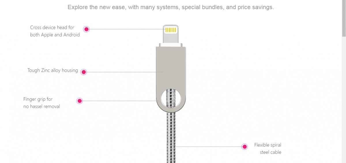 5 Reasons Why Metal Cable is the Perfect Charging Cable