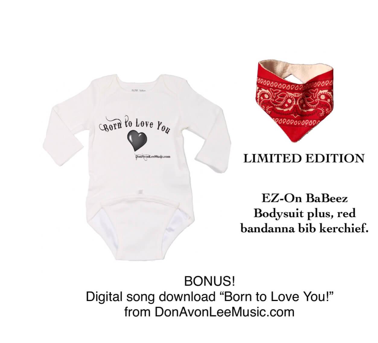 EZ-On Babeez Born to Love You Print Set *USA ONLY* thumbnail